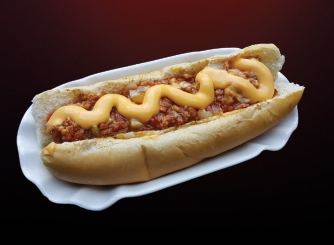 Curry Cheese Dog Ground Pork